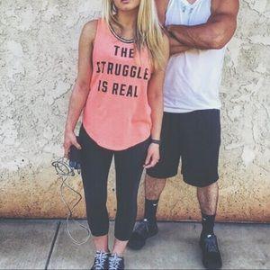 The Struggle Is Real Victoria's Secret tank